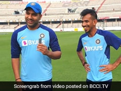 Rohit Sharma Promises Yuzvendra Chahal A Dinner Treat For Flattering Remark