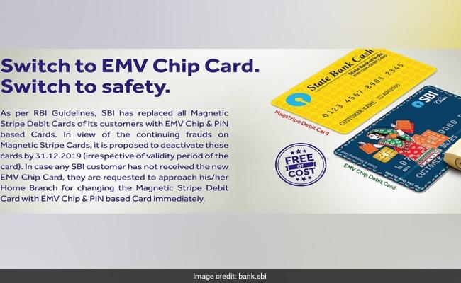 SBI new debit card,  SBI EMV debit card, SBI EMV chip and PIN card, SBI debit card with EMV chip, SBI debit card with magnetic stripe, SBI debit card exchange, SBI debit card deactivation, SBI EMV card, SBI ATM card, SBI debit card
