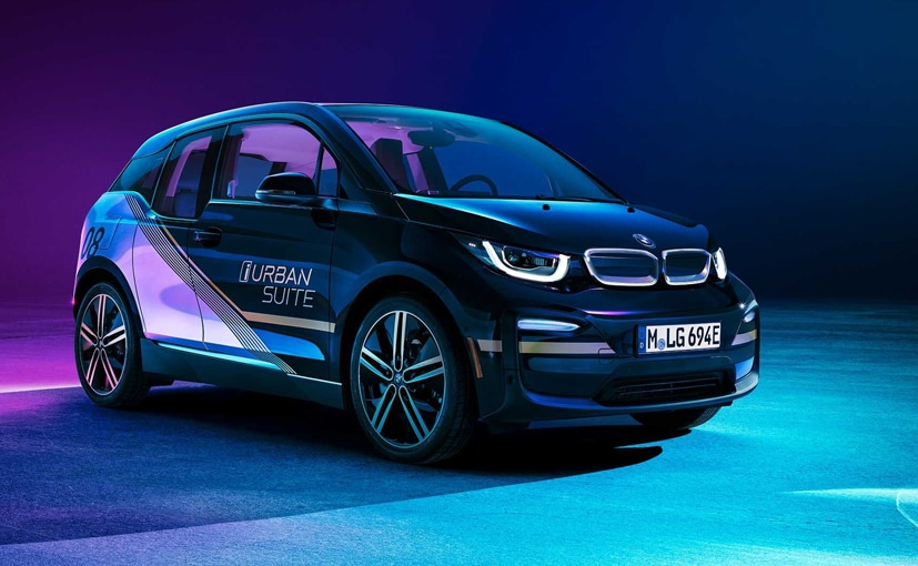 CES 2020: BMW Previews Future Car Cabins With The i3 Urban Suite
