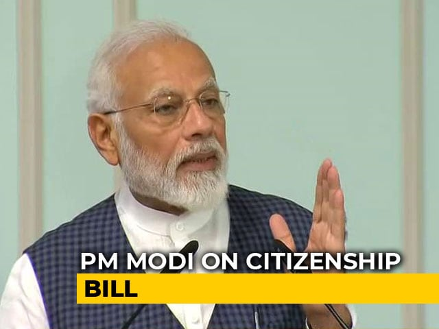 """Video : """"No One Can Take Away Your Rights,"""" PM Assures Assam On Citizenship Bill"""