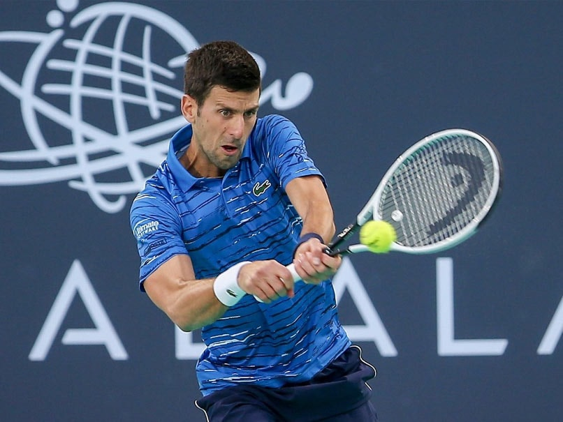 Novak Djokovic Says Securing Lasting Legacy Keeps Him Motivated