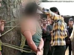 शादीशुदा महिला से मिलने आया युवक, दोनों की गांव वालों ने की जमकर पिटाई