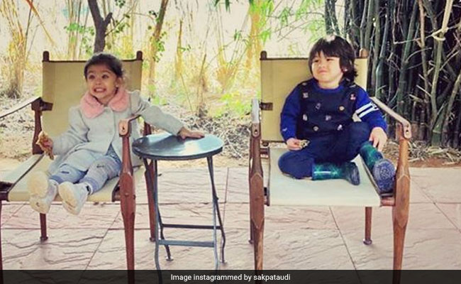 Inaaya's Birthday Wish For Taimur Bhai Is So Cute: 'Here's To Making Funny Faces Through Life'