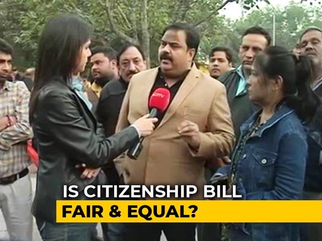 Video : How Fair Is Citizenship Amendment Bill For Non-Muslim Refugees?