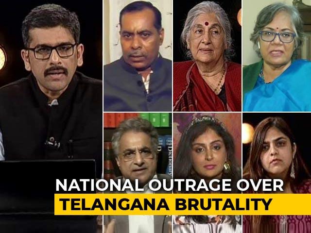 Video : Telangana Horror: 7 Years After Nirbhaya, Has Nothing Changed?