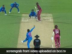 IND vs WI: कुलदीप यादव ने ली Hattrick तो विराट कोहली ने की ऐसी मजेदार एक्टिंग, देखें पूरा VIDEO