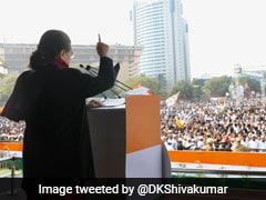 """They Have Narrow Agenda"": Sonia Gandhi's Swipe At PM Modi At Rally"