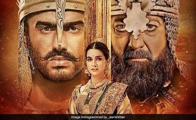 Aamir Khan Sends Best Wishes For Panipat; 'Waiting For You To See It,' Say Arjun Kapoor, Kriti Sanon