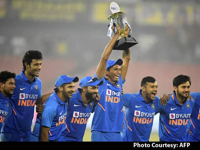 Team India End 2019 On A High After World Cup Setback