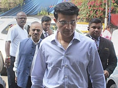 No Need For Full-Time CAC, Says BCCI President Sourav Ganguly