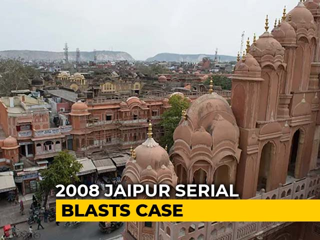 Video : 4 Men Sentenced To Death In 2008 Jaipur Blasts In Which 80 Were Killed