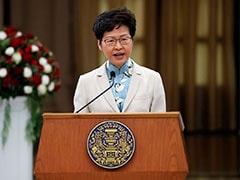 "Hong Kong Cabinet Reshuffle Not ""Immediate Task"", Says Leader Carrie Lam"
