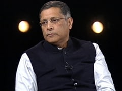 """Not Just An Ordinary Slowdown"": Arvind Subramanian To Prannoy Roy"