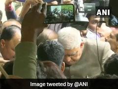 """BJP Activist Mr Jagdeep Dhankar..."": Jadavpur Students Heckle Bengal Governor"