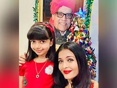 Here's How Aishwarya Rai Bachchan And Daughter Aaradhya Celebrated Christmas