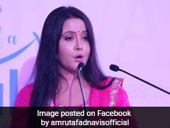 रश्मि ठाकरे बनीं 'सामना' की संपादक तो देवेंद्र फडणवीस की पत्नी ने Tweet कर कही यह बात...
