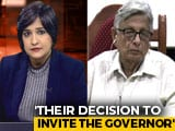 "Video : ""Does Constitution Say Governor Can Insult History Congress?"": Historian Irfan Habib"