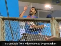 Rohit Sharma's Adorable Gesture Towards Daughter Wins Over Internet. Watch Video