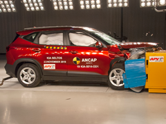 Australia-Spec Kia Seltos Gets 5 Stars In ANCAP Crash Test