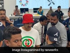 रणवीर सिंह लेडीज बैग खरीदने पहुंचे मॉल, एक्टर को देख फैंस हो गए बेकाबू और फिर...देखें Video