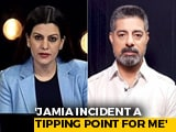 "Video : ""Jamia Clash Unbearable"": Actor Sushant Singh, Dropped After Speaking Out"