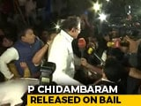 "Video : ""After 106 Days, Not A Single Charge Framed Against Me"": P Chidambaram"