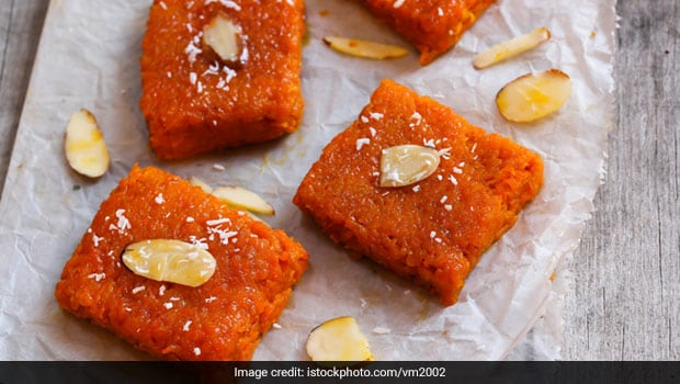 Winter Special: Make Gajar (Carrot) Barfi At Home For Your Winter Indulgence (Recipe Video)