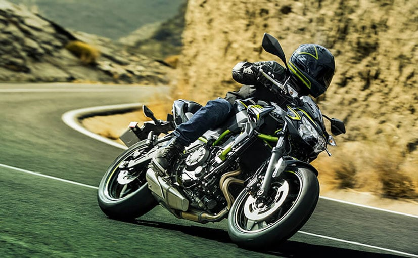 The 2020 Kawasaki Z650 BS6 gets sharp new styling with a new headlamp cowl & revised fuel tank