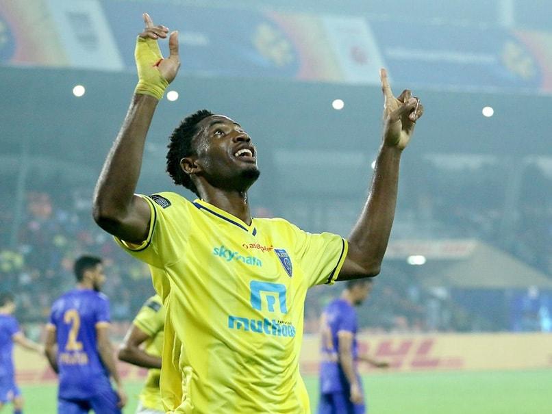 ISL: Mumbai City FC-Kerala Blasters FC Play Out 1-1 Draw