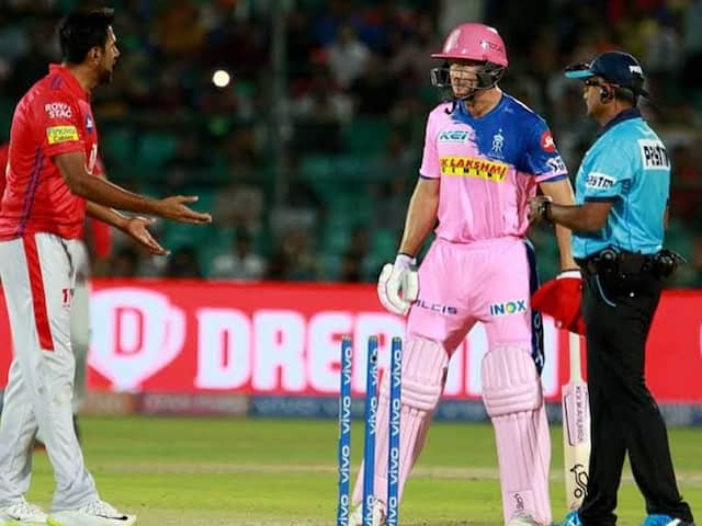 """Ravichandran Ashwin To Mankad """"Anyone That Goes Out Of The Crease"""" In IPL 2020"""