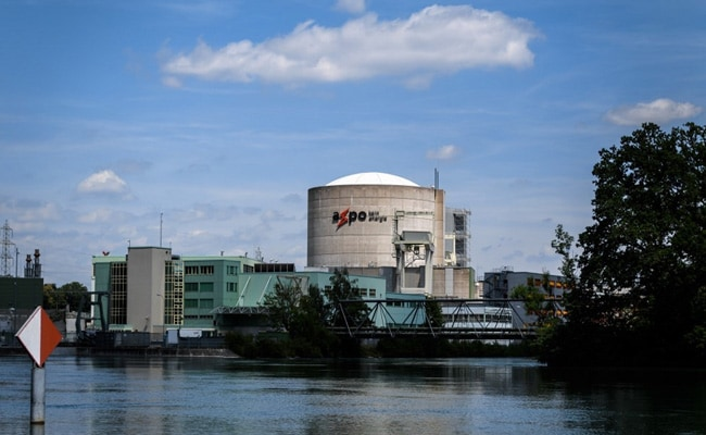 At 50, Europe's Oldest Nuclear Reactor In Switzerland Not Ready To Retire