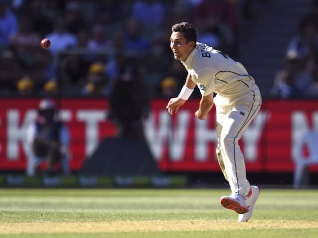 New Zealand Pace Spearhead Trent Boult Ruled Out Of Third Test Due To Injury