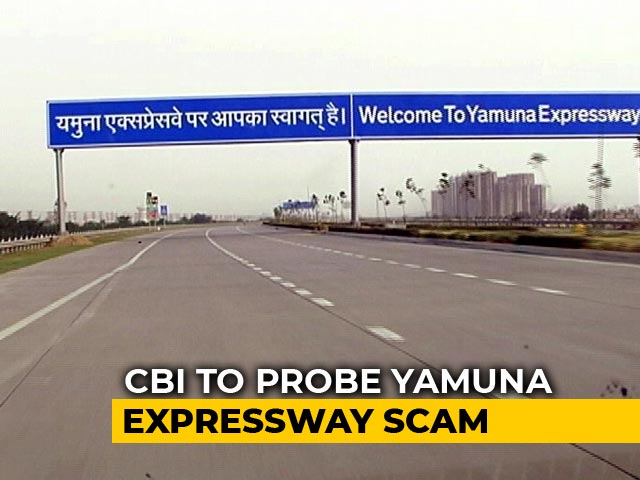 Video : CBI To Probe Alleged Expressway Scam In Mayawati, Akhilesh Yadav Regimes