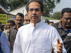 Maharashtra Chief Minister Uddhav Thackeray Vacates Official Chair Of Tehsildar