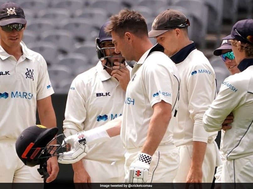 Sheffield Shield Match In Australia Suspended Due To Dangerous MCG Pitch