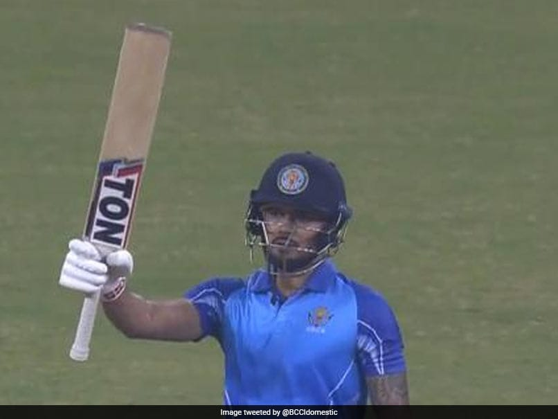 Syed Mushtaq Ali Trophy: Karnataka Become Domestic T20 Champions After Beating Tamil Nadu In Thrilling Final