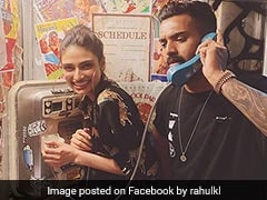 "Athiya Shetty's ""Heart"" Reaction To KL Rahul's Instagram Post Wins Internet"