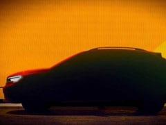Volkswagen Teases Nivus Subcompact Crossover