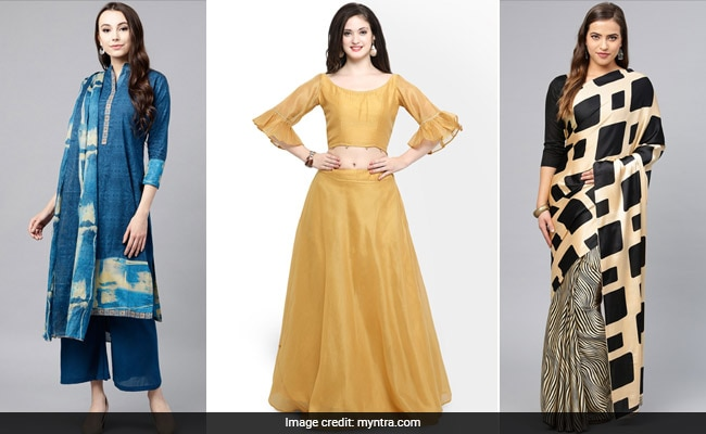10 Stylish Ethnic Picks For Women At Flat 80 Off On Myntra