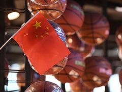 French Basketball Player Fined In China For Not Looking At Flag
