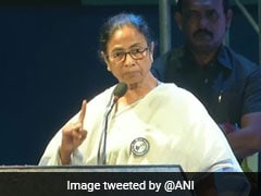"""Not The Time For Communal Politics"": Mamata Banerjee On Delhi Mosque Event"