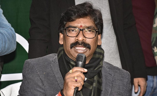 Jharkhand Election Results 2019: Hemant Soren Warns On NRC ...