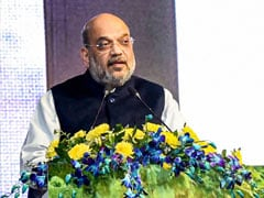 """World Surprised At Indian Economy's V-Shaped Recovery"": Amit Shah"