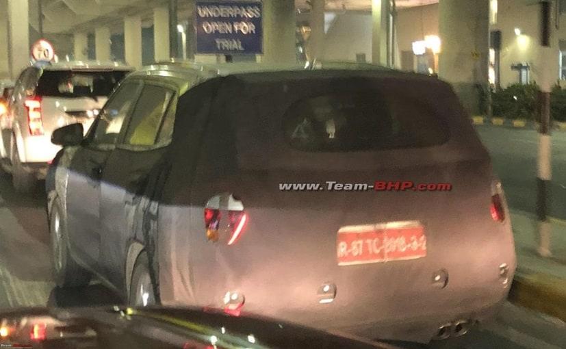 Next-Gen Hyundai Creta Spotted With Dual-Tip Exhaust