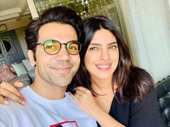 Priyanka Chopra Is A 'Full-On <i>Desi</i> Girl,' Per <I>The White Tiger</i> Co-Star Rajkummar Rao