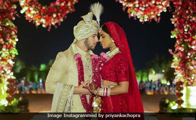 On Priyanka Chopra And Nick Jonas' First Wedding Anniversary, Siddharth Chopra's Greeting Came Gift-Wrapped Like This