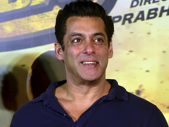 Salman Khan Reveals Name Of His Favourite Cricketer
