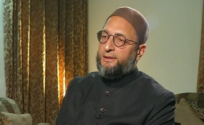 Our Fight Is To Save Country, Its Constitution: Asaduddin Owaisi