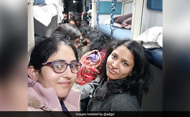 Woman Goes Into Premature Labour On Howrah Express, Gets Help From Army Doctors