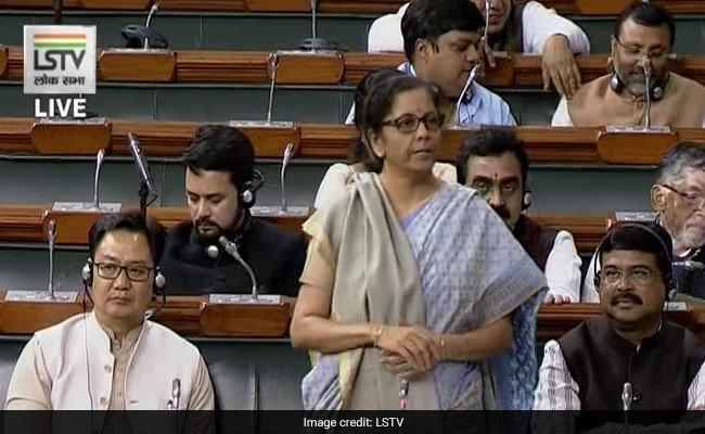 अधीर रंजन ने निर्मला सीतारमण को बोला 'निर्बला', तो वित्त मंत्री बोलीं- BJP में हर महिला 'सबला'